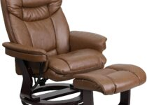 Flash furniture recliner for short person