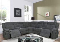 BEST RECLINING SECTIONAL COUCHES FOR LIVING ROOM