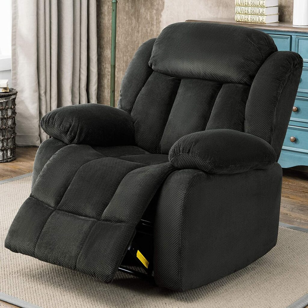 ANJ Breathable Fabric Recliner Chairs