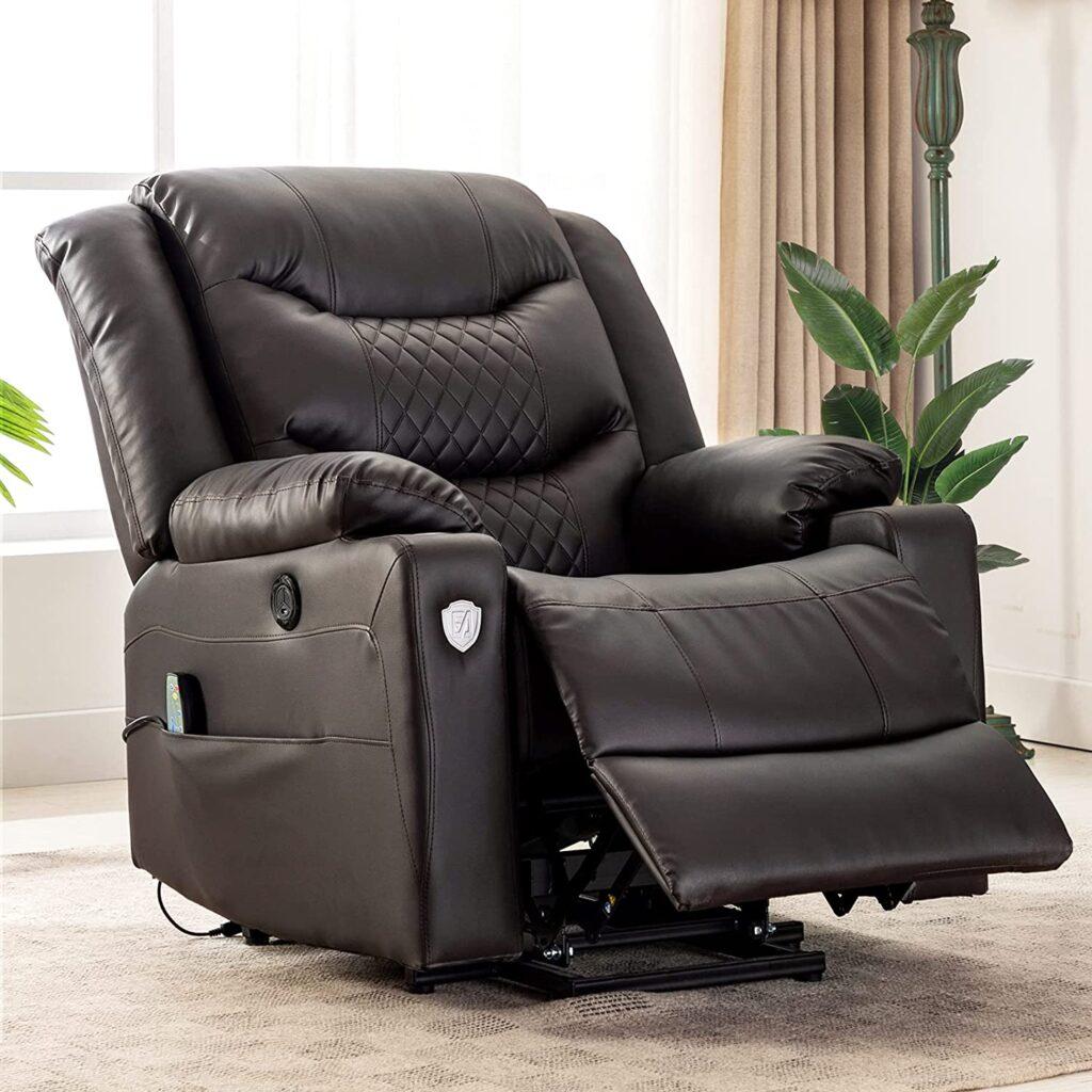 EVER ADVANCED Power Lift Chair Recliner for seniors