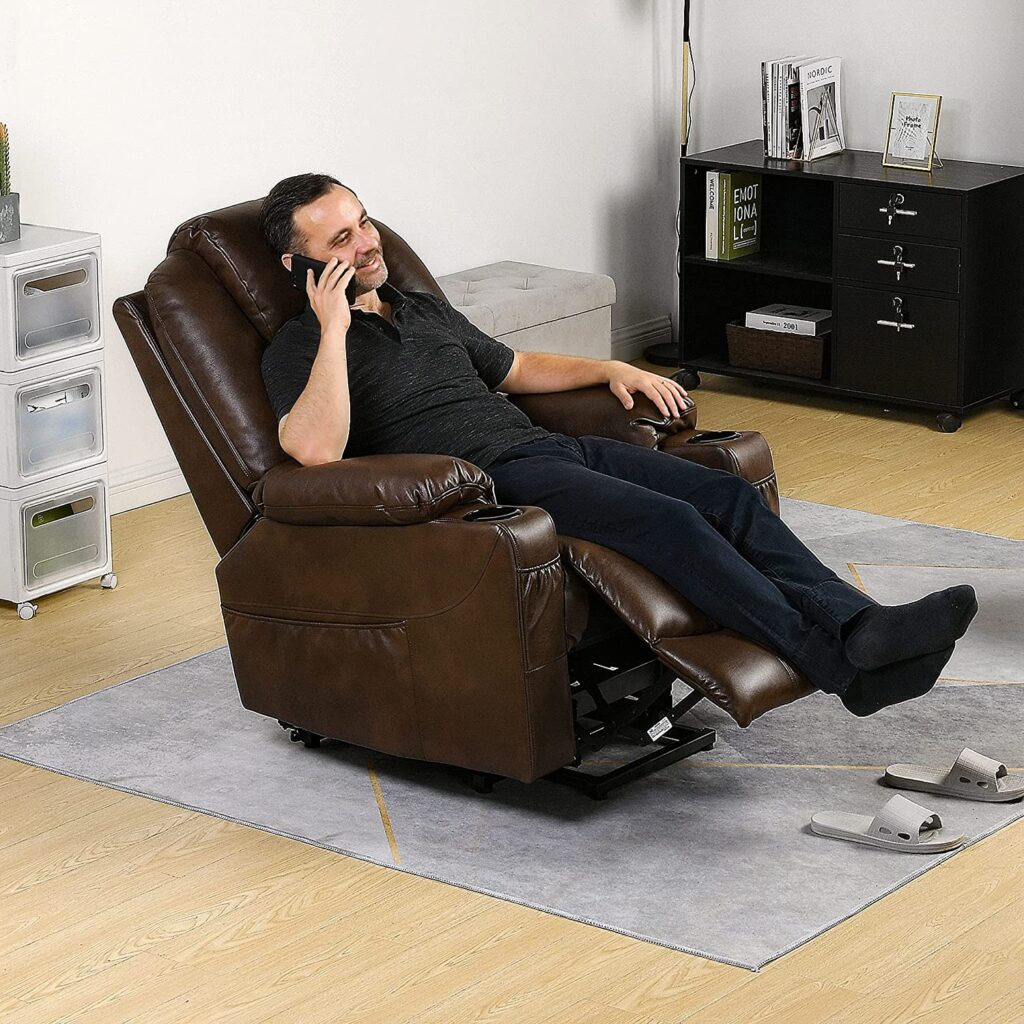 best recliners for seniors the Yitahome power lift