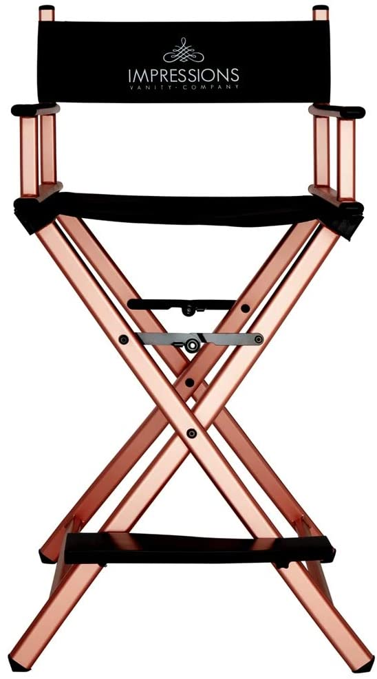 Impressions Foldable Makeup Artists Chair