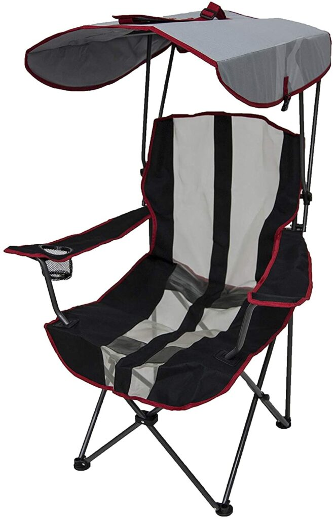 Kelsyus Premium Foldable Outdoor Lawn Camping Chair