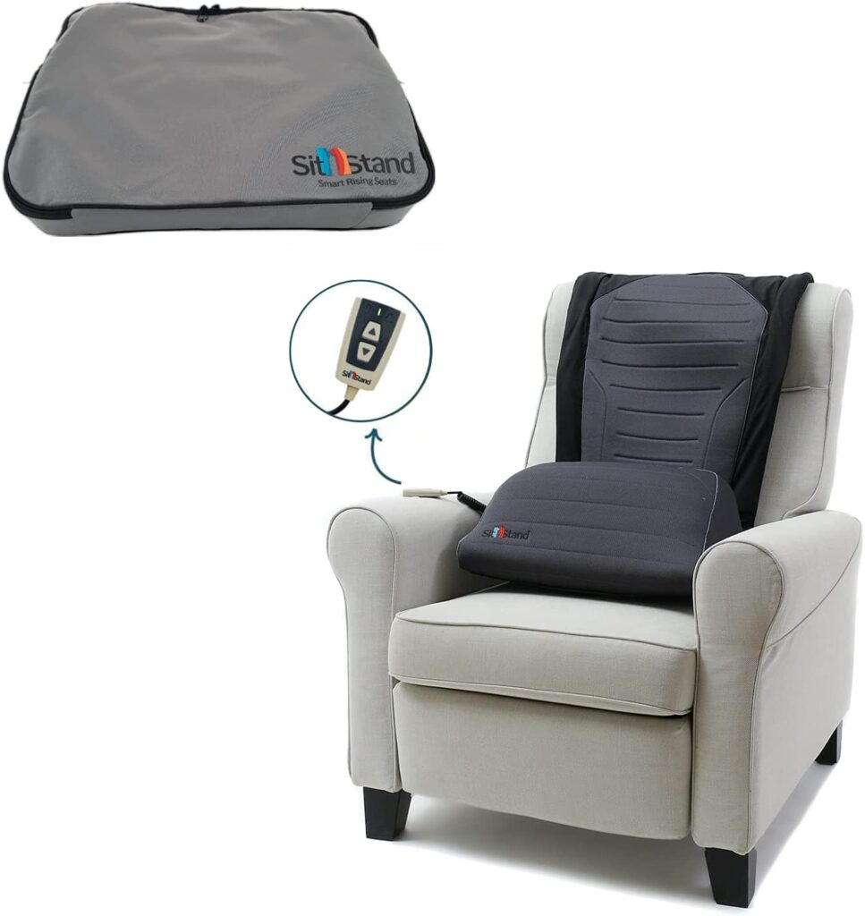SitnStand Portable Smart Rising Seat