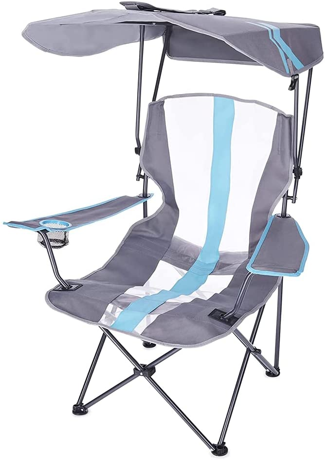 SwimWays Kelsyus Original Outdoor Chair with Canopy