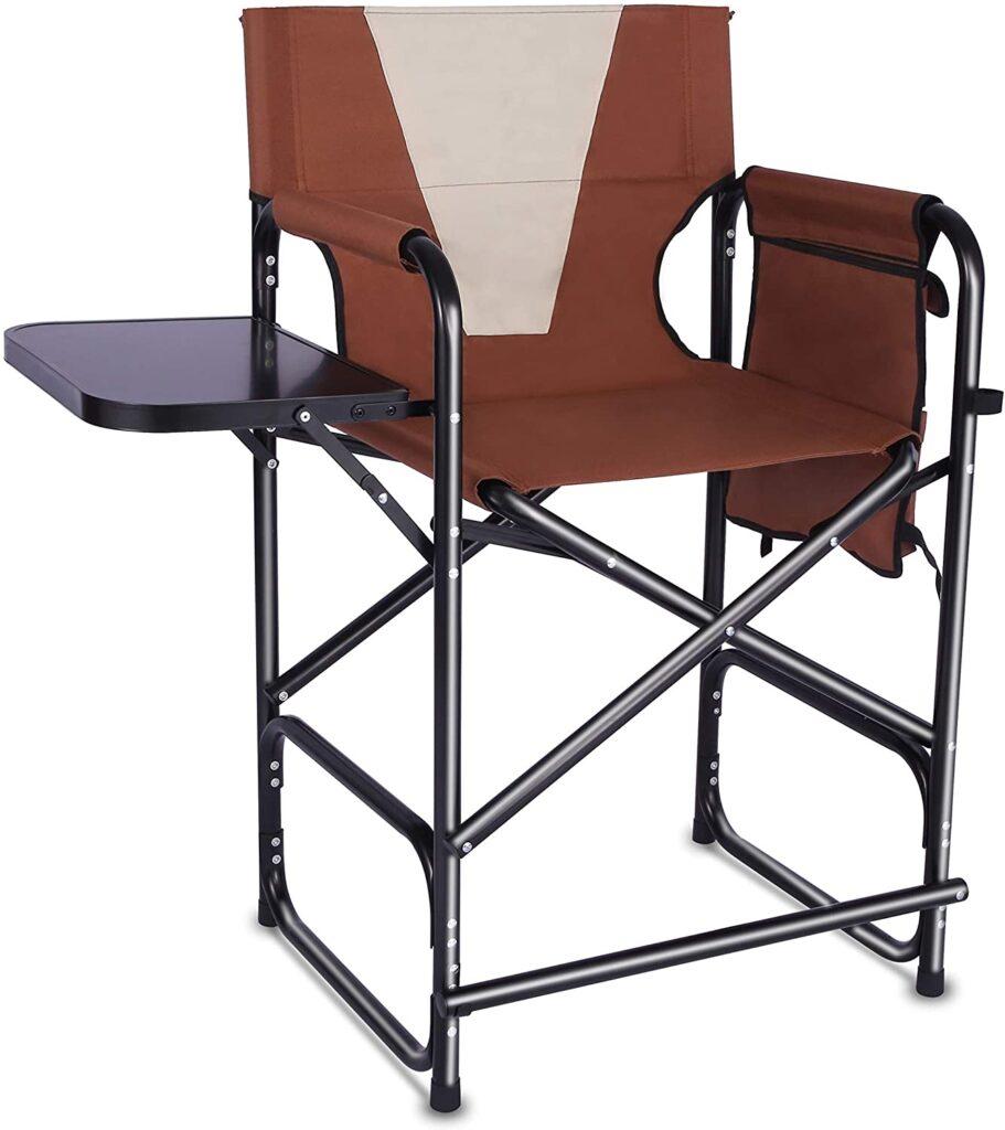 Tall Folding Director Chair