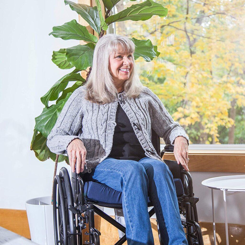 DMI Seat Cushion and Chair Cushion for Wheelchairs