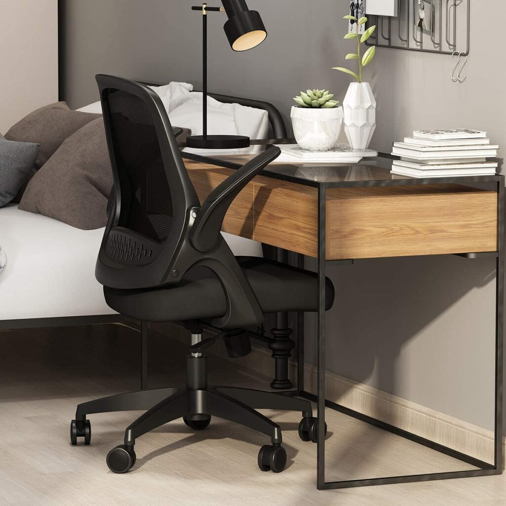 Hbada Office Task Desk Chair for studying long hours