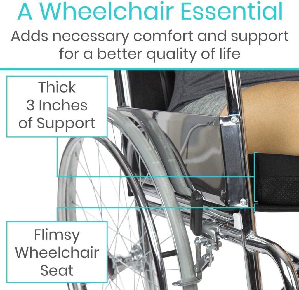 Vive Wheelchair Cushion